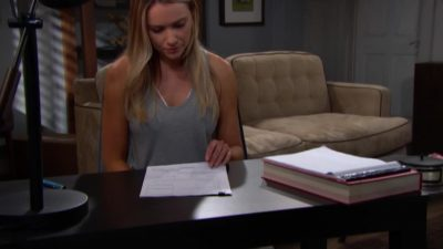 The Bold And The Beautiful Aflevering 8025